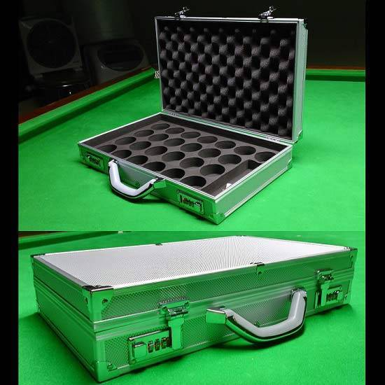 Billiard Cue Creator Ball Case