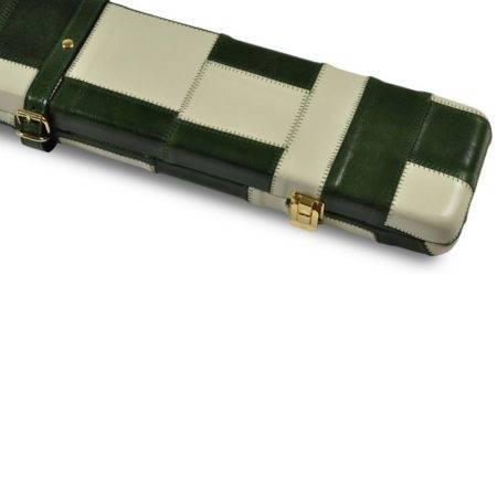 Peradon GRN Cream Leather 3QTR Case