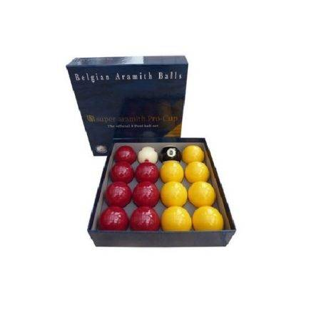 Super Aramith Pro 8 Ball Set