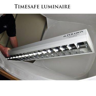 peradon timesafe luminaire light