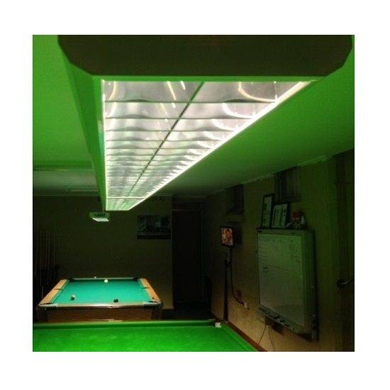 snooker table light timesafe 12 foot