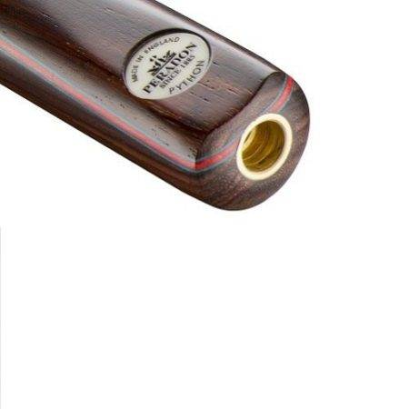 peradon python two shot pool cue