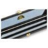 Peradon Wide 1pc Black Leather Cue Case