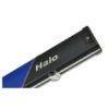 Halo Case Black and Blue Stripe