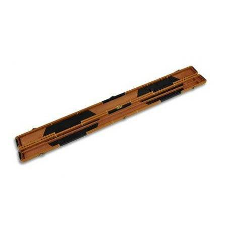 Peradon Cue Case brown and black
