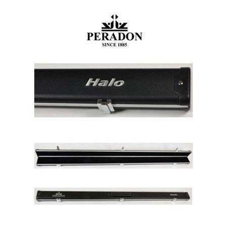 Peradon Black Halo Case 3/4