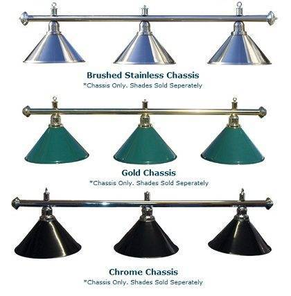 Snooker and Pool Table Lights