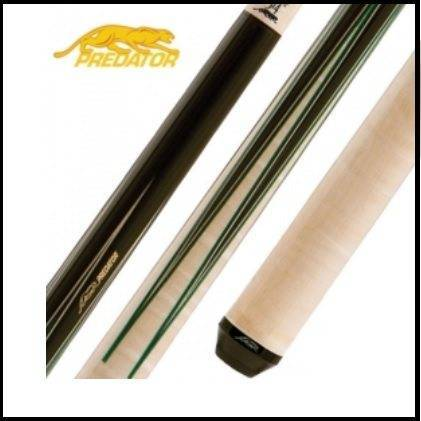 Predator Cue No Wrap with Green points