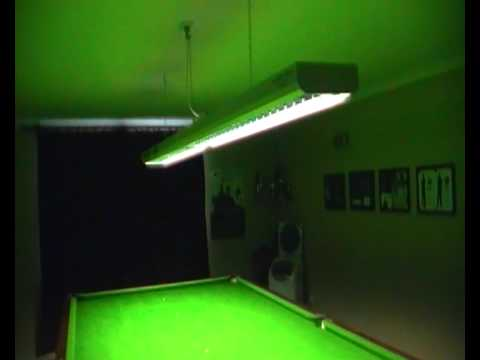 Beautiful ... Snooker And Pool Table Light 6ft   8ft ...