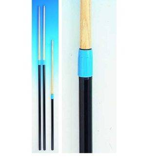 Telescopic rests and cues
