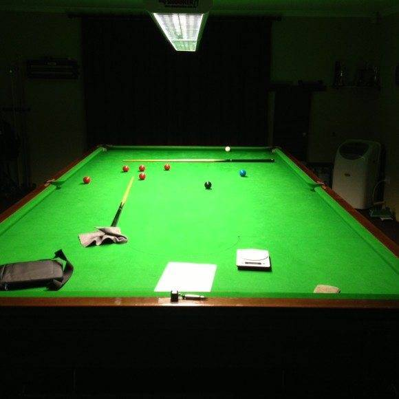 Snooker And Pool Table Light 6ft