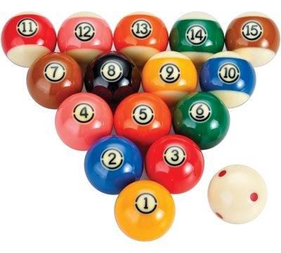 Aramith Pool Balls