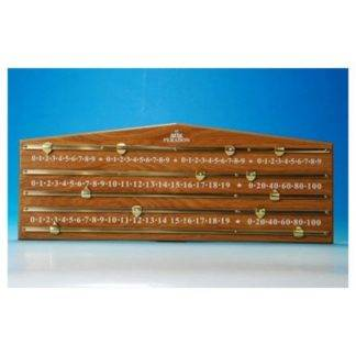 Scoreboard 4 Oak Coloured