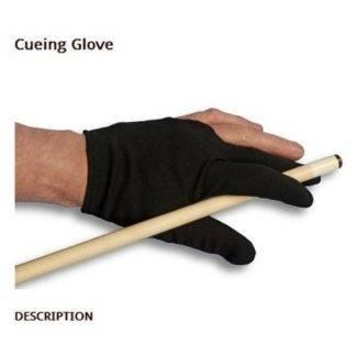 Peradon Black Cueing Glove