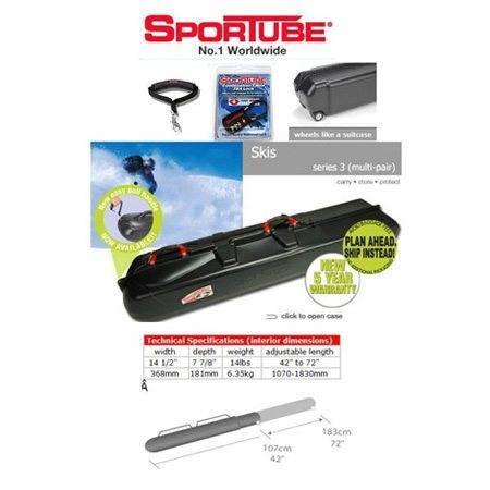 Sportube Series 3 complete