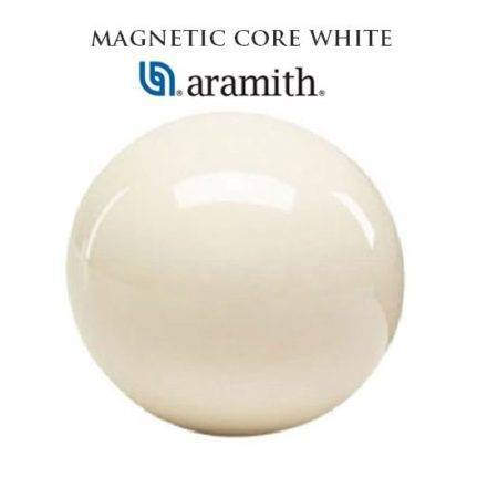 Aramith Magnetic core cue ball for pool