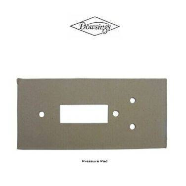 dowsing table iron pressure pad from peradon snooker and pool cues
