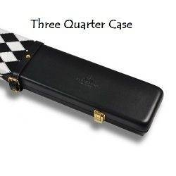 Three Quarter Cue Cases