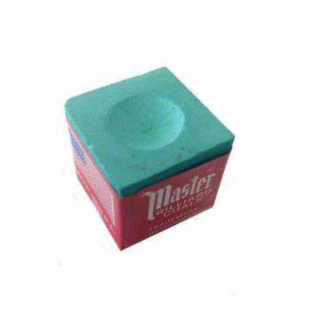 green-master-chalk-on-cube-