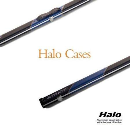 Halo Thin Black Blue Stripe