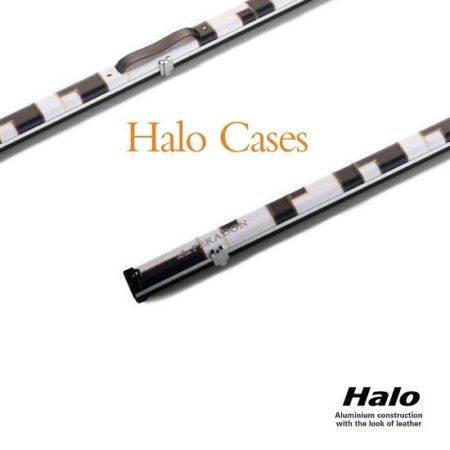 Halo White Black Patch Thin