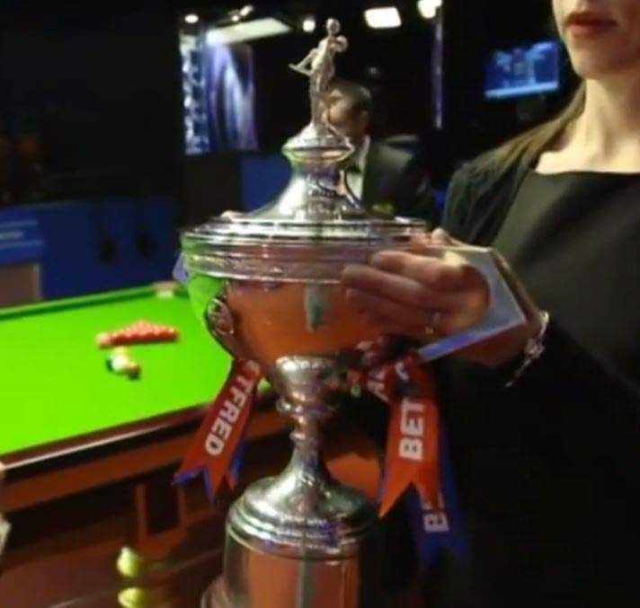 World Snooker Final 2015 Day 1