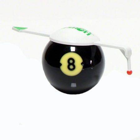 Practice aiming for Nine Ball