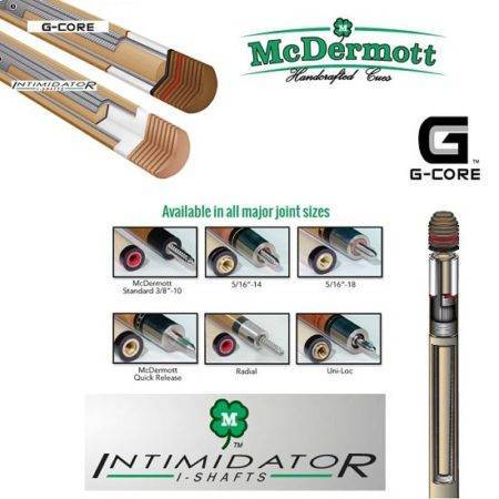 McDermott Cue Shafts