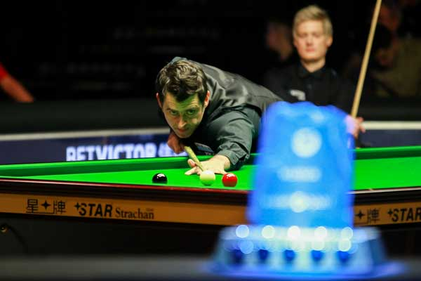 Welsh Open Snooker Ronnie O'Sullivan