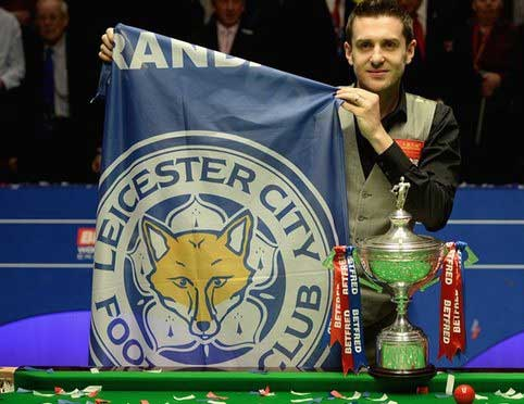 World Championship Snooker 2016