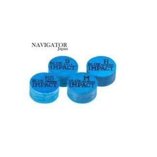 Navigator Blue Impact Tips