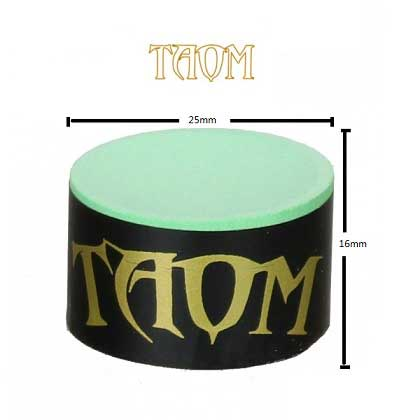 snooker chalk taom green