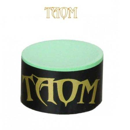 snooker chalk from taom in green