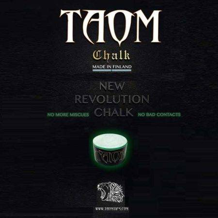 taom chalk advert for WCS