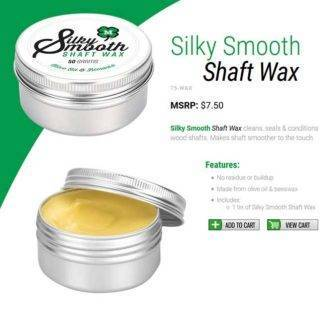 Shaft Wax from McDermott Cues