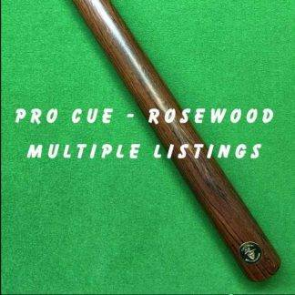 Pro Cue One Piece Rosewood