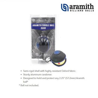 Aramith Cue Ball cover for Snooker or Pool