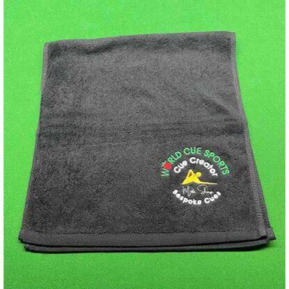 Quality Cue Towel Cue Creator